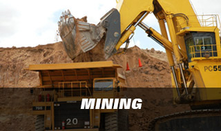 Earthmoving Parts Rockhampton